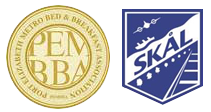 pembba and skal accommodation logo south africa