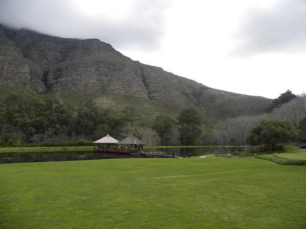 cape town south africa landscape